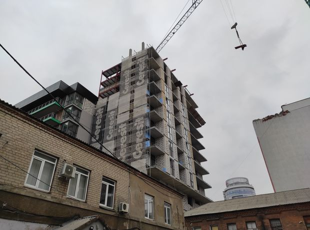 ЖК Миронова ход строительства фото 204148