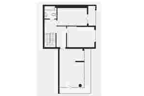 ЖК НАЦІОНАЛЬНИЙ: планировка 5-комнатной квартиры 156.64 м²