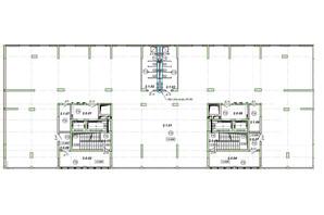 ЖК Національний: планування приміщення 620 м²