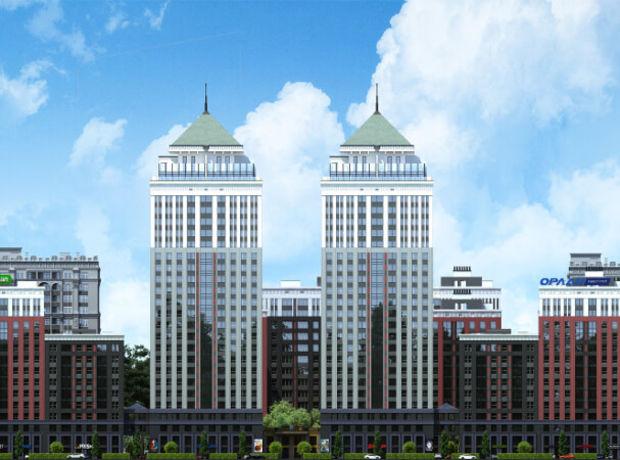 ЖК New York Towers фото 1
