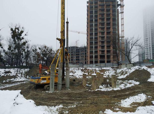 ЖК Nordica Residence ход строительства фото 219551