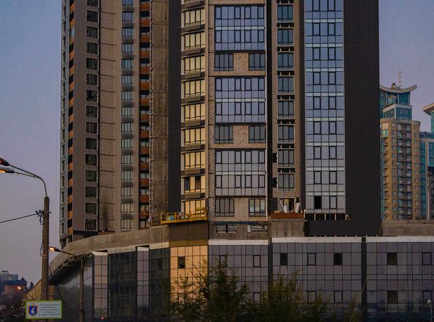 ЖК Новопечерська Вежа ход строительства фото 149084