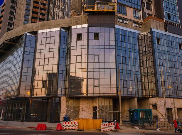 ЖК Новопечерська Вежа ход строительства фото 149085
