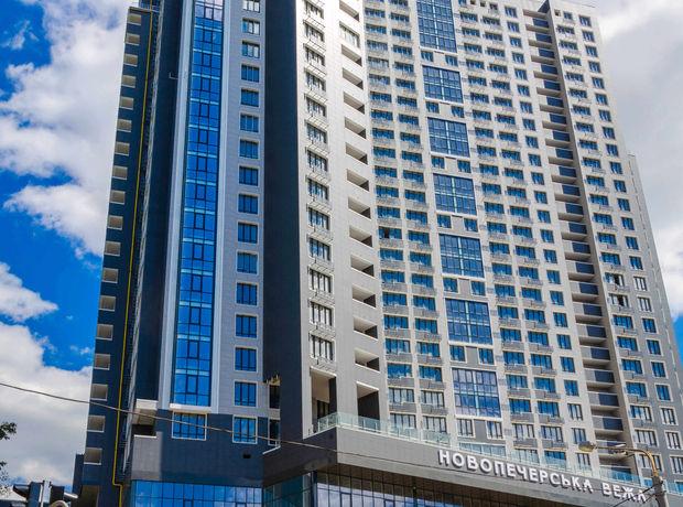 ЖК Новопечерська Вежа ход строительства фото 177161