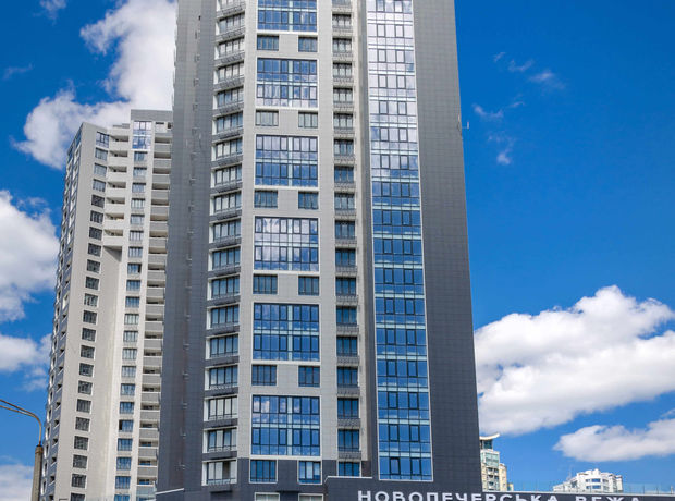 ЖК Новопечерська Вежа ход строительства фото 177165