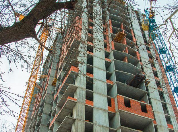 ЖК Олімпійский хід будівництва фото 93980