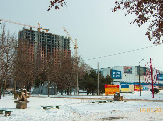 ЖК Олімпійский хід будівництва фото 93982