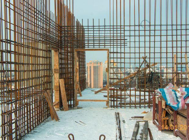 ЖК Олімпійский хід будівництва фото 93983