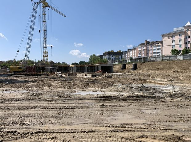 ЖК Оселя парк хід будівництва фото 169274