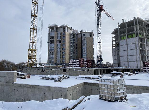 ЖК Оселя парк хід будівництва фото 223314