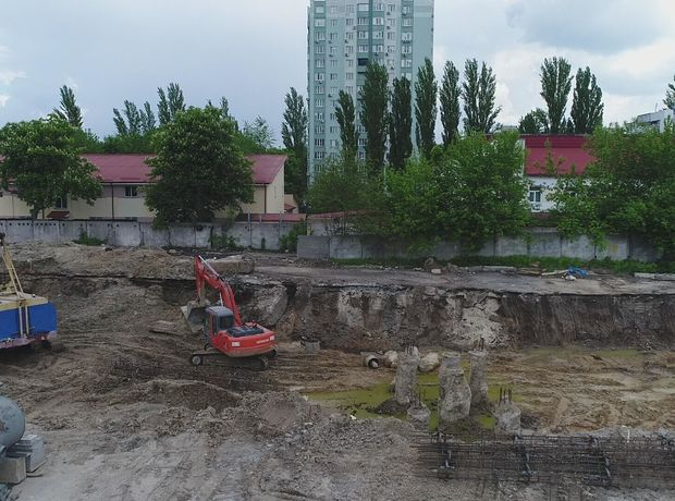 ЖК Отрада ход строительства фото 155702