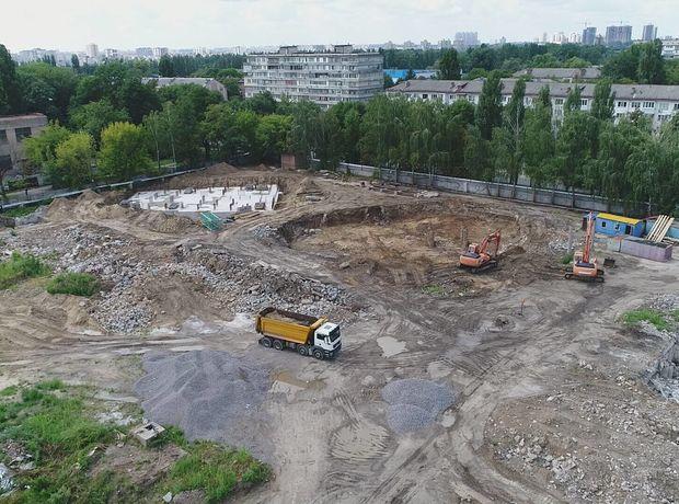 ЖК Отрада ход строительства фото 155843