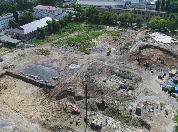 ЖК Отрада ход строительства фото 155850