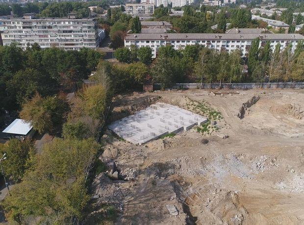 ЖК Отрада ход строительства фото 156012