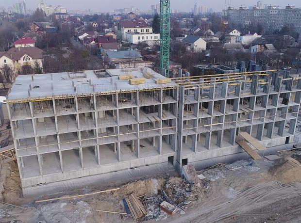 ЖК Отрада ход строительства фото 156087