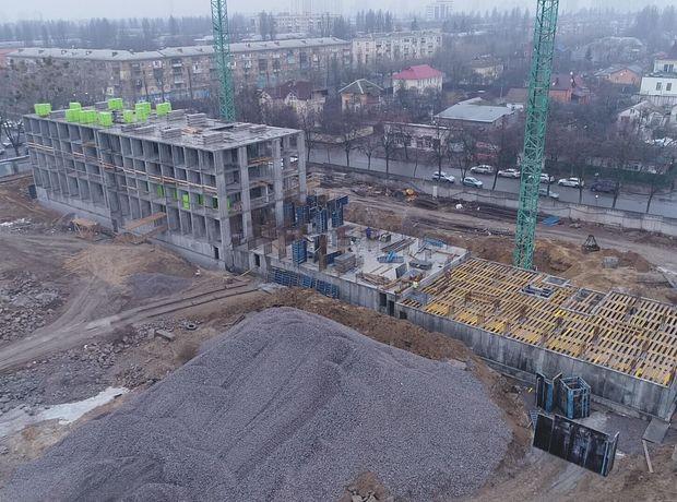 ЖК Отрада ход строительства фото 156129
