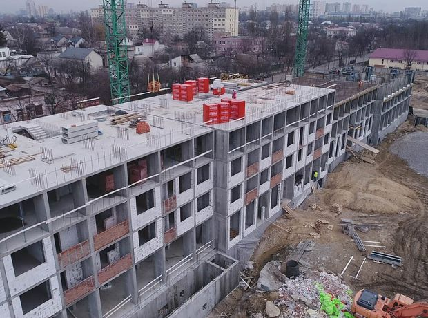 ЖК Отрада ход строительства фото 160372