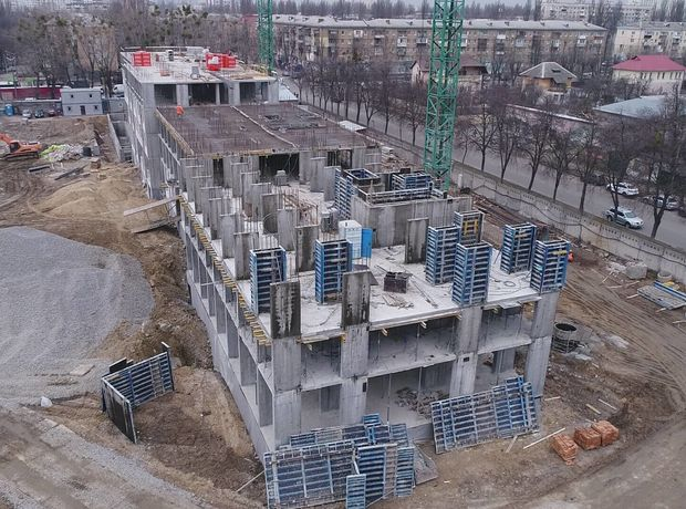 ЖК Отрада ход строительства фото 160373