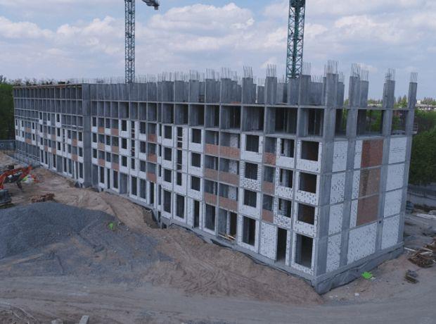 ЖК Отрада ход строительства фото 174241