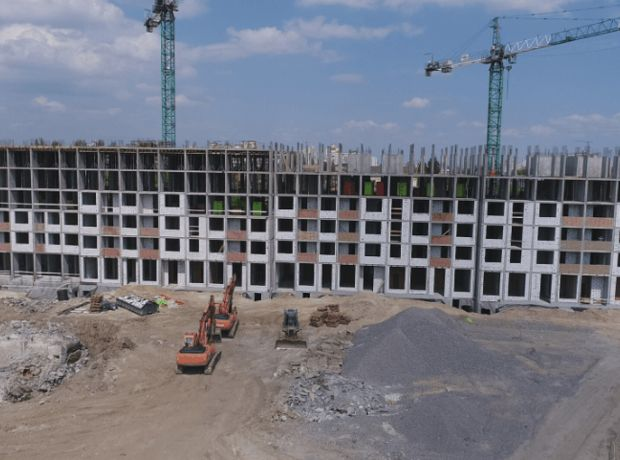 ЖК Отрада ход строительства фото 174243