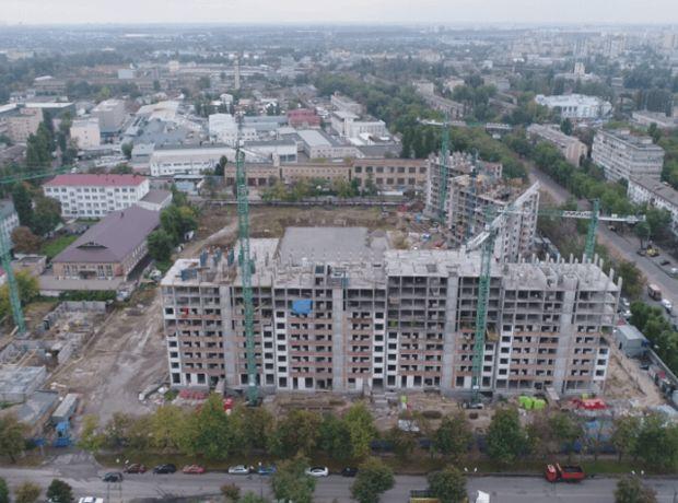 ЖК Отрада ход строительства фото 203739