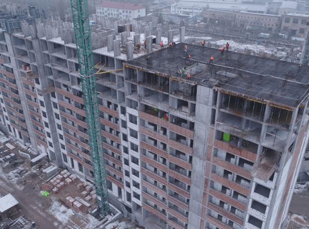 ЖК Отрада ход строительства фото 215270
