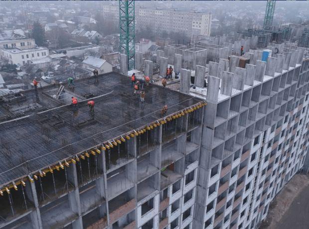 ЖК Отрада ход строительства фото 215271