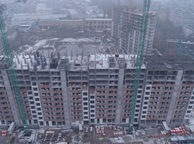 ЖК Отрада ход строительства фото 215272