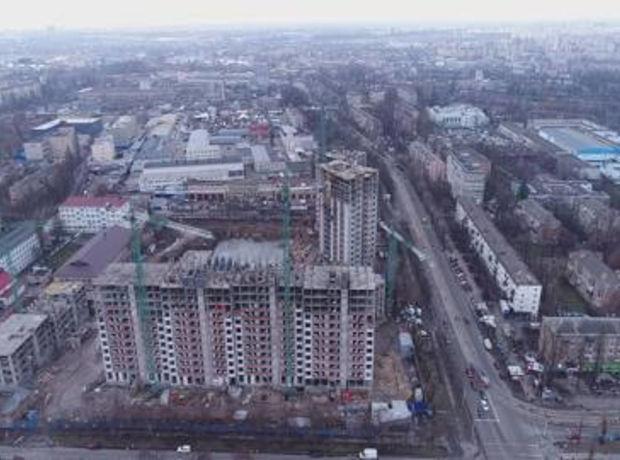 ЖК Отрада ход строительства фото 228359