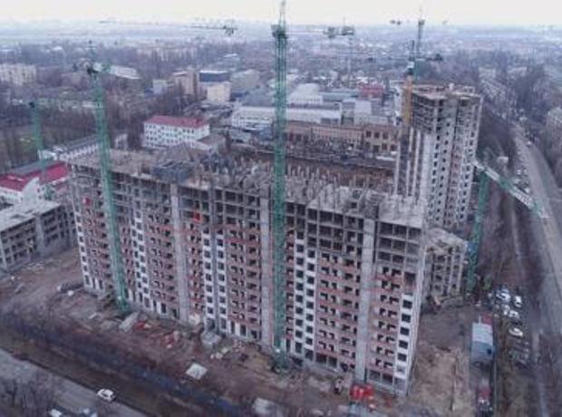 ЖК Отрада ход строительства фото 228360