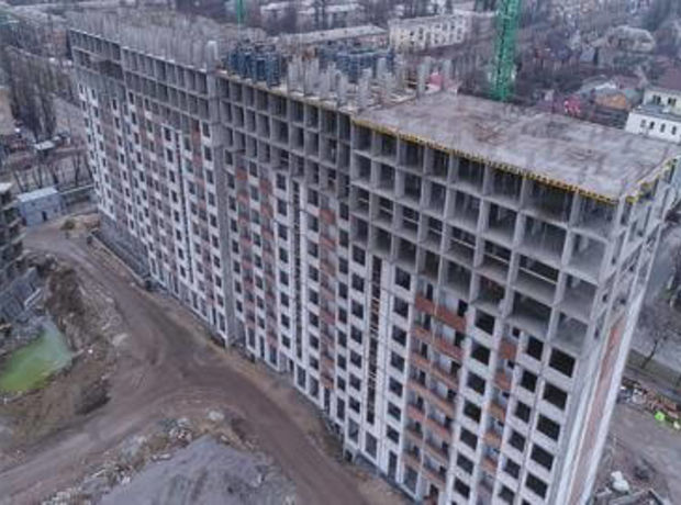 ЖК Отрада ход строительства фото 228361