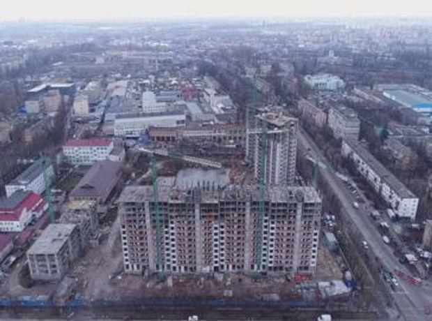 ЖК Отрада ход строительства фото 228362