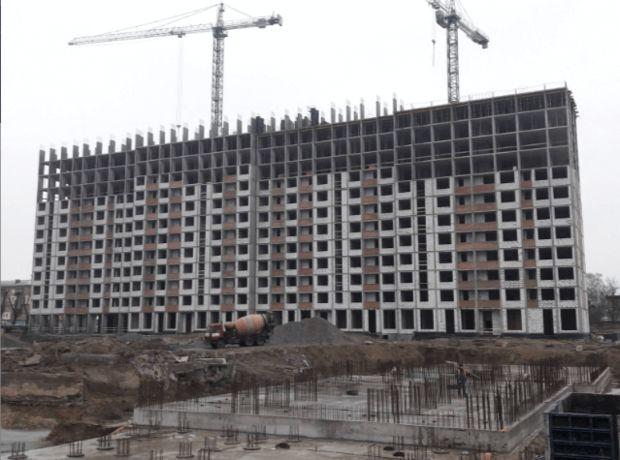 ЖК Отрада ход строительства фото 235543