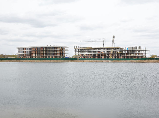ЖК Park Lake City хід будівництва фото 165576