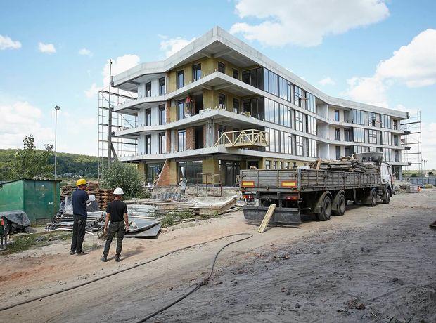 ЖК Park Lake City хід будівництва фото 183285