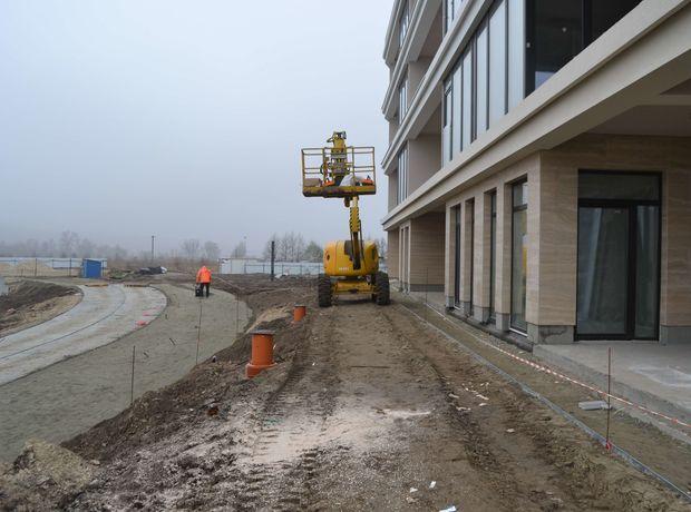 ЖК Park Lake City хід будівництва фото 207277