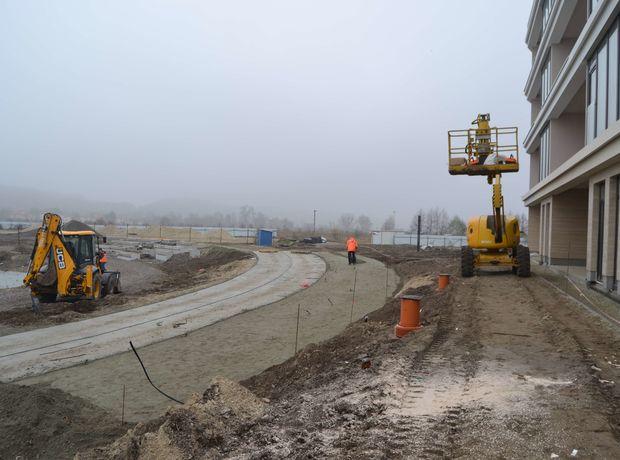 ЖК Park Lake City хід будівництва фото 207278