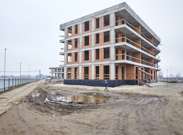 ЖК Park Lake City ход строительства фото 149451