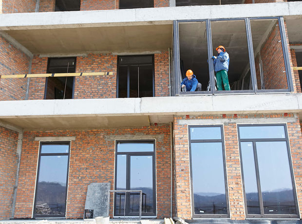 ЖК Park Lake City ход строительства фото 161801