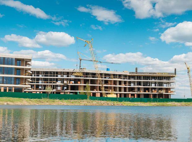 ЖК Park Lake City ход строительства фото 168440