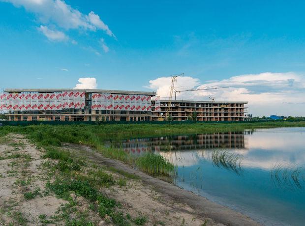 ЖК Park Lake City ход строительства фото 177577