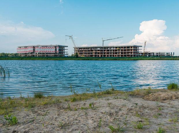 ЖК Park Lake City ход строительства фото 177580