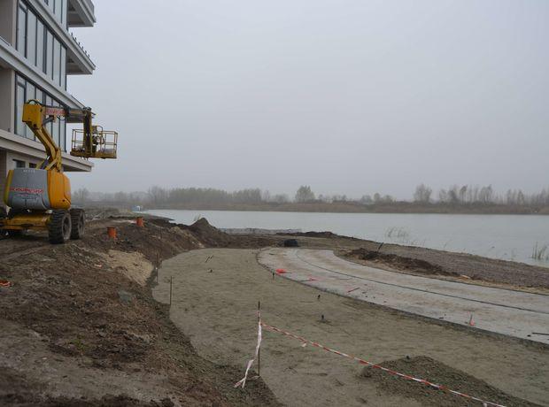 ЖК Park Lake City ход строительства фото 207275