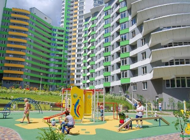 ЖК Паркове місто фото 1