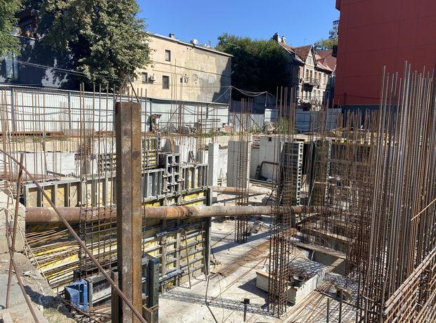 ЖК Перший Французький хід будівництва фото 308279