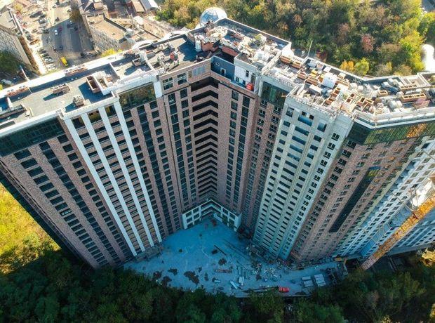 ЖК Podol Plaza & Residence ход строительства фото 203218