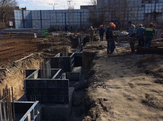 ЖК Потьомкінський хід будівництва фото 47121