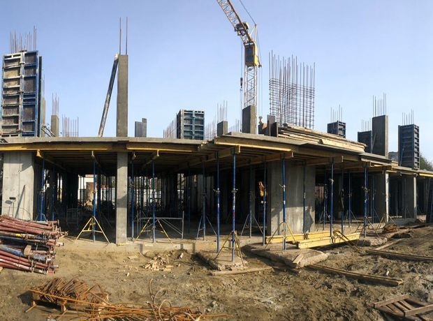 ЖК R2 residence ход строительства фото 206573