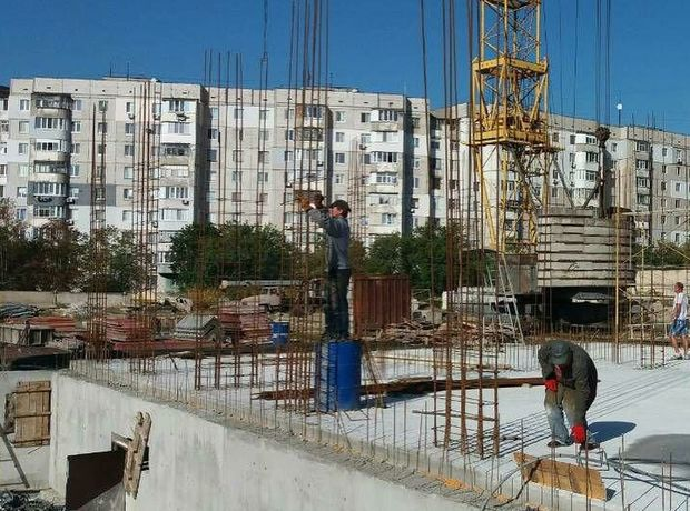 ЖК Райдужний хід будівництва фото 206055
