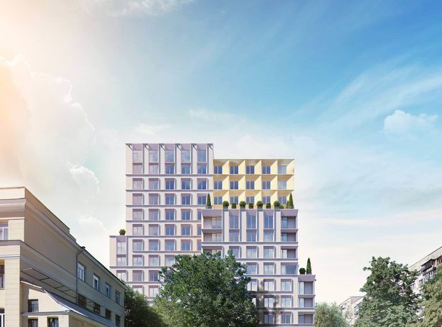 ЖК Resident Concept House фото 1